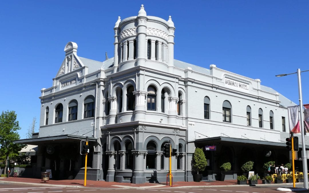History and Architecture of Subiaco