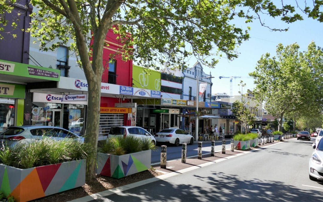 Shopping In Subiaco